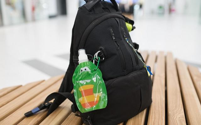 Складные бутылки для жидкости
