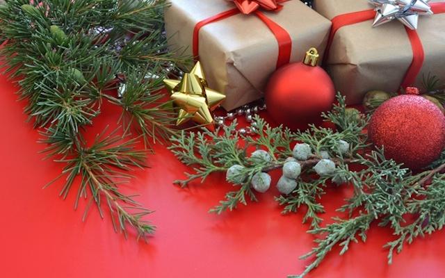 Декор к Новому году и Рождеству