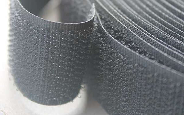 Липучка текстильная