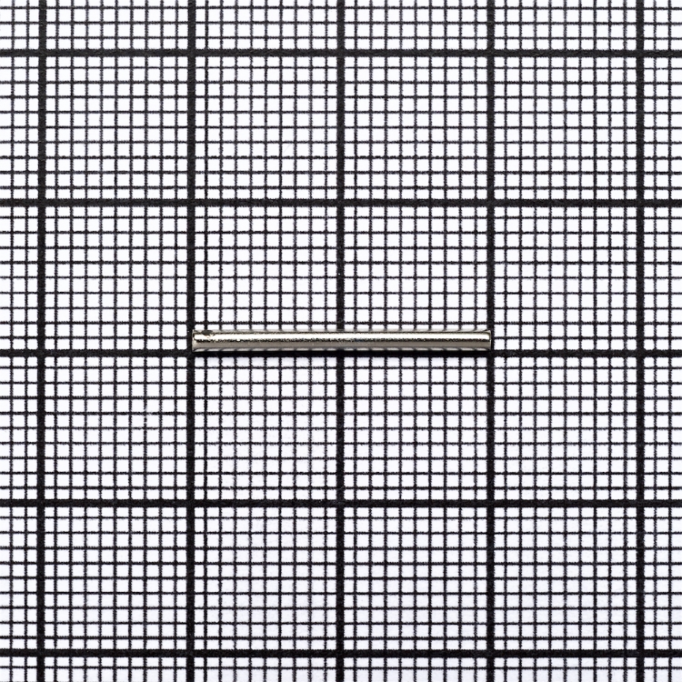 Трубочки мельхіор 1,5 мм