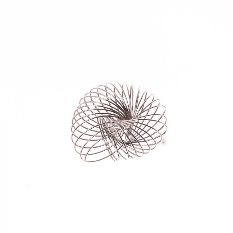 Жест.основа для кольца мельхиор