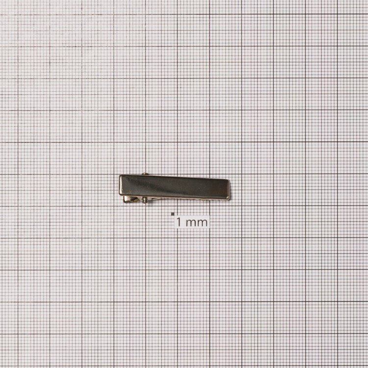 Металлическая основа для заколок