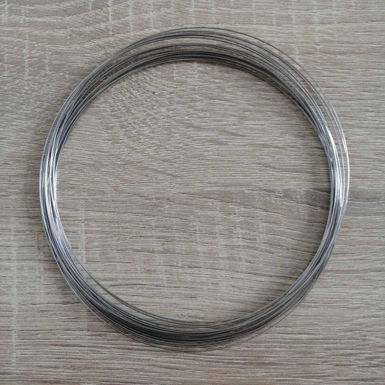Жесткая основа для ожерелья металлическая