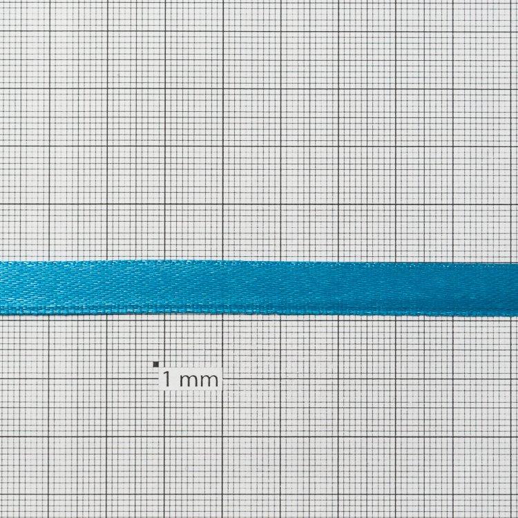 Стрічка атласна 10 мм зелена