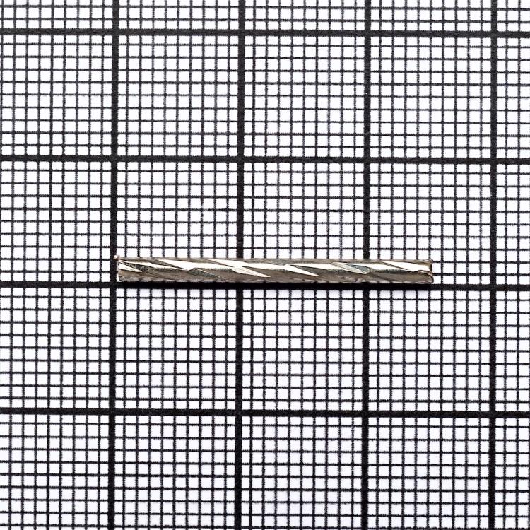 Мельхіорові металеві трубочки