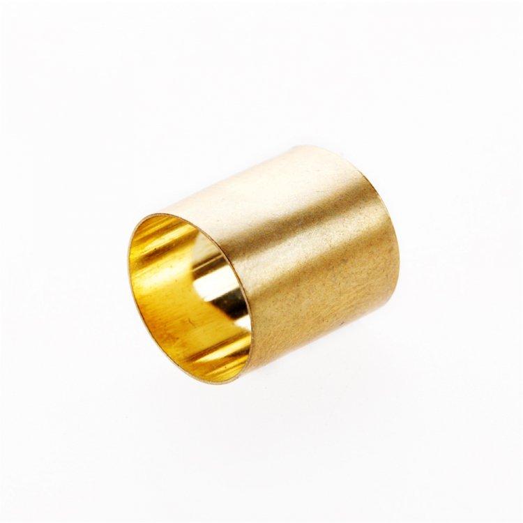 Золотистые трубочки