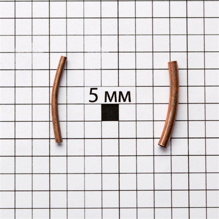 Трубочки медные цилиндр 2 мм