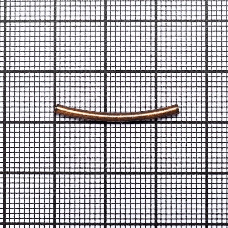 Трубочки мідні циліндр 2 мм