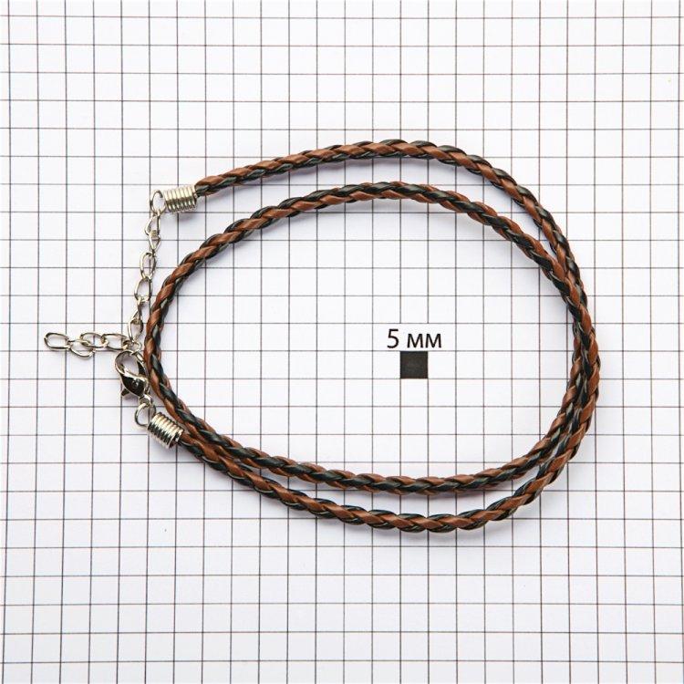 Готовые основы для украшений плетеный шнур