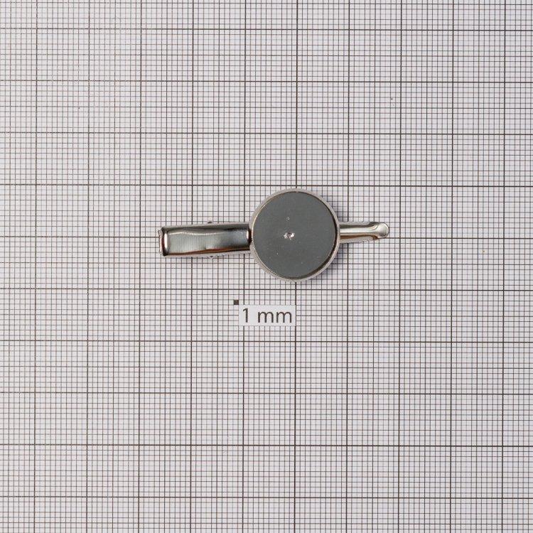 Основа для шпильки мельхіорова довжина 45 ммм