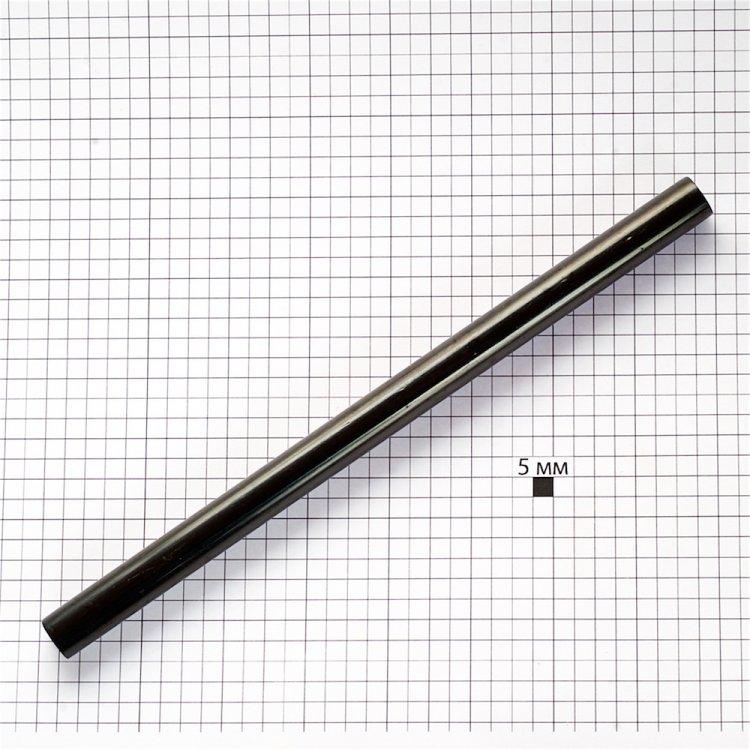 Клеевые стержни 2шт, черные, 11 мм, длина 185 мм