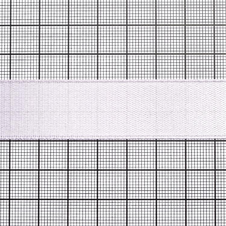 Стрічка атласна 20 мм бузкова