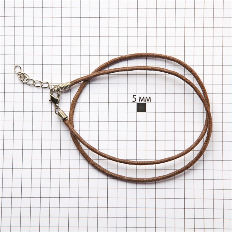 Гнучка основа для прикрас бавовняний шнур