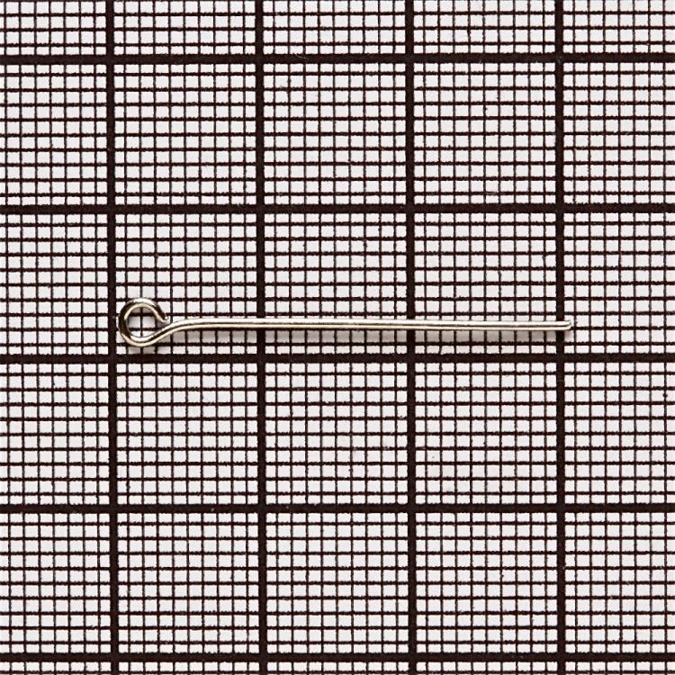 Біжутерні шпильки мельхіоровий 30 мм