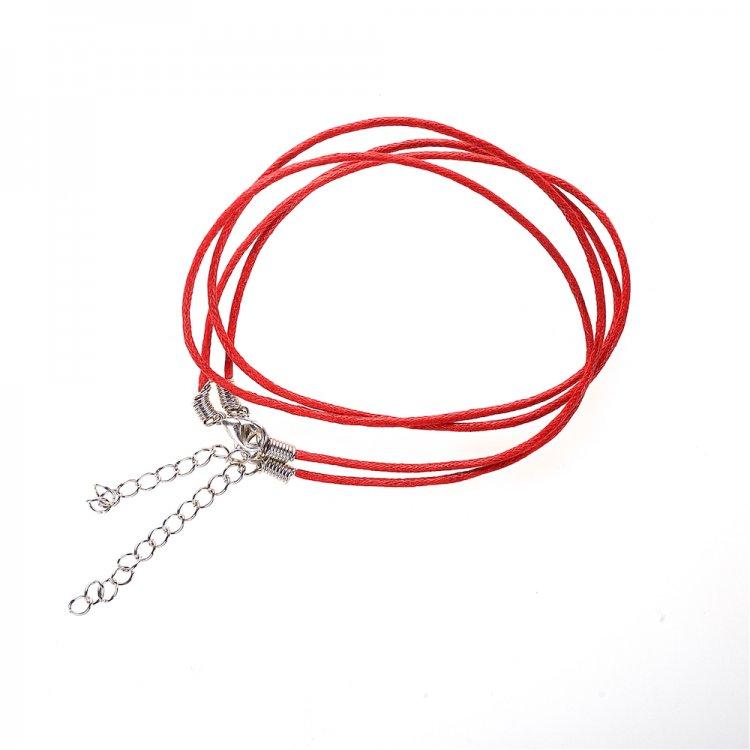 Основа червона бавовна 1,5 мм