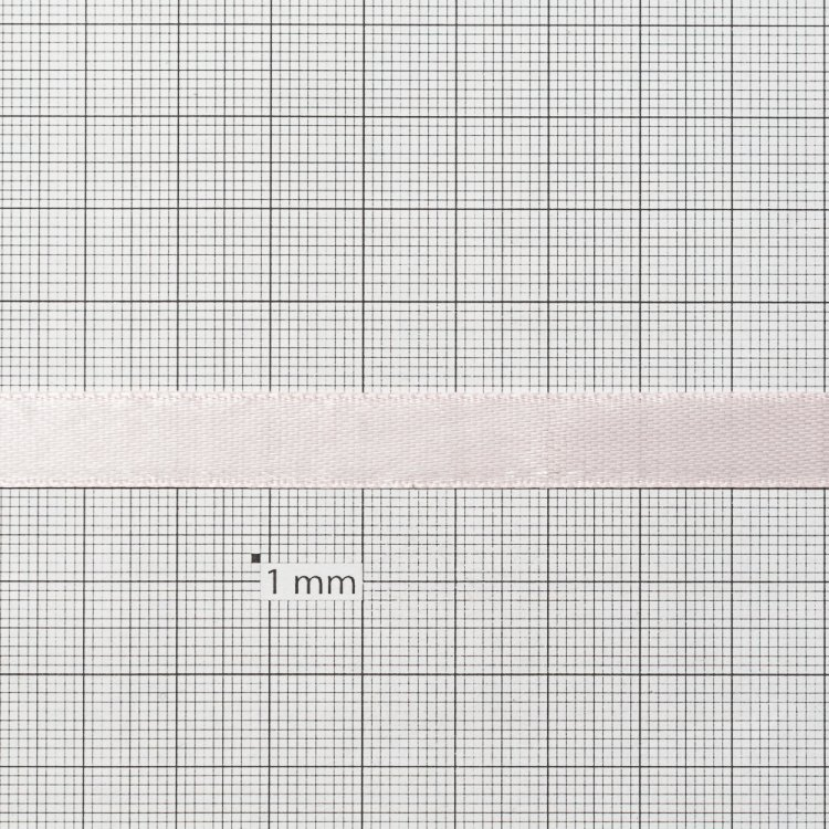 Стрічка атласна 10 мм рожева
