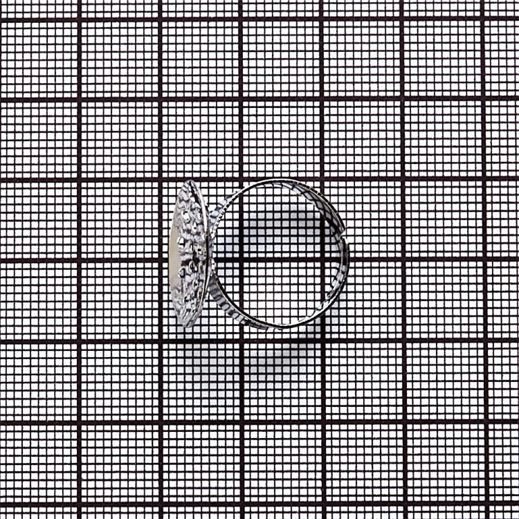 Основи для кілець. Сріблястий. Діаметр 18 мм.