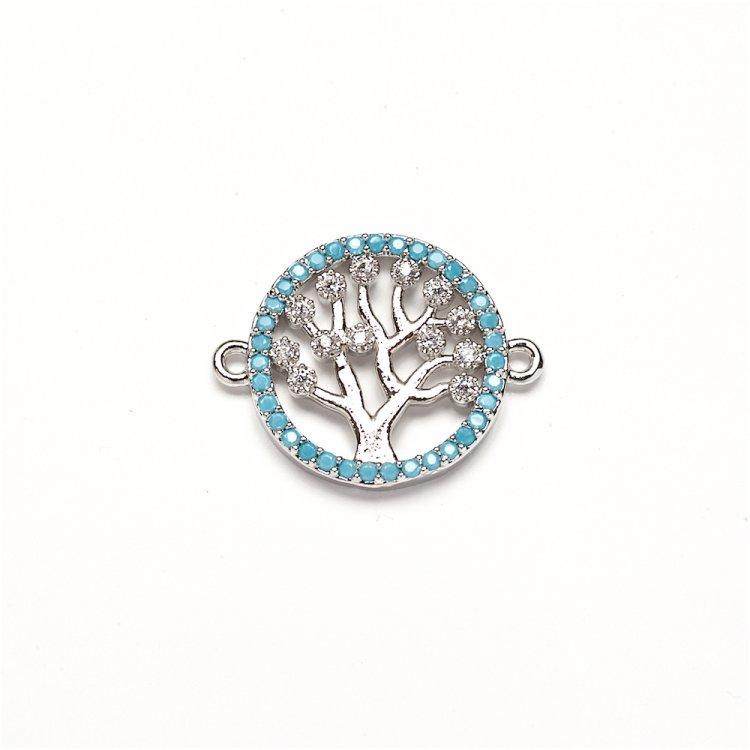 Соединительный элемент, переходник Lux Дерево в круге