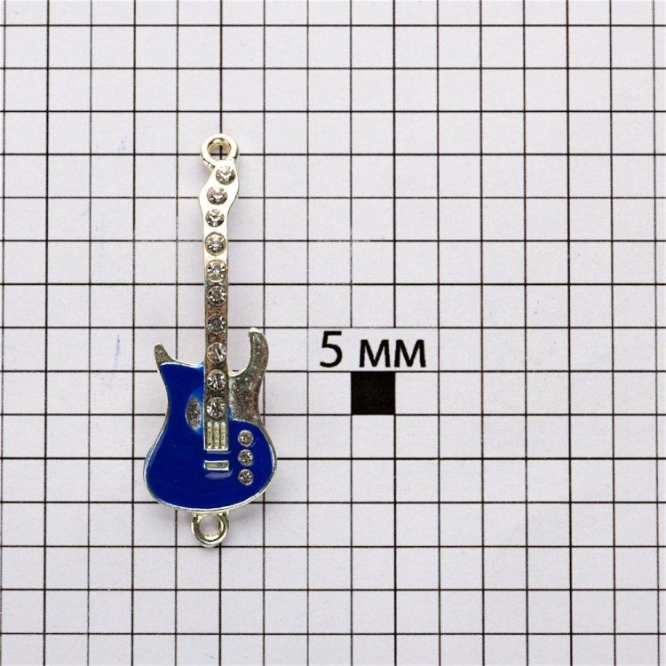 З'єднуючий елемент, перехідник мельхіоровий Гітара