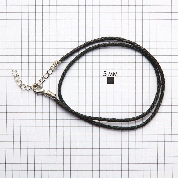 Готова основа для прикрас бавовняний кручений шнур