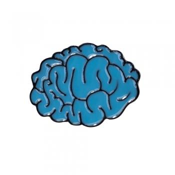 Значок пин Мозг