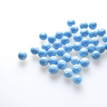 Скло опакове однокольорове блакитний