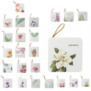 Листівка Квіти і рослини