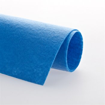 Фетр синій колір