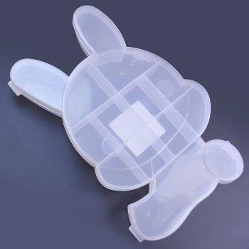 Контейнер пластиковый заяц