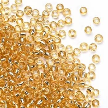 Бисер калиброванный. Золотой. Калибр 12 (1,8 мм)