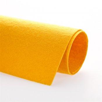 Фетр горчичный 1 мм
