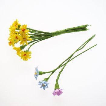 Штучні квіти ромашка 15 мм