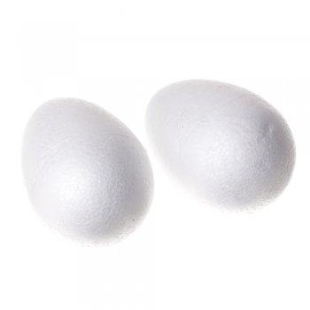 Пенопластовая заготовка, яйцо 65х90 мм