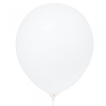 Латексна куля 30см біла