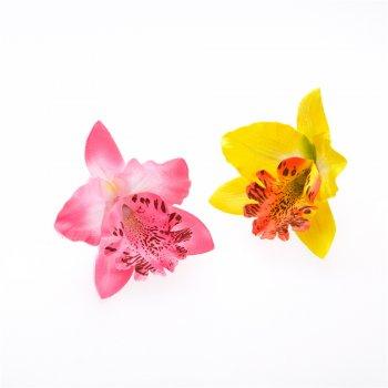 Искусственные цветы орхидеи