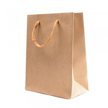 Пакет подарочный 14*18*7см