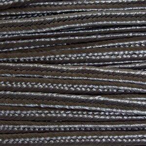 Сутажный шнур черный