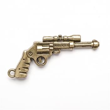 Кулон металевий Зброя