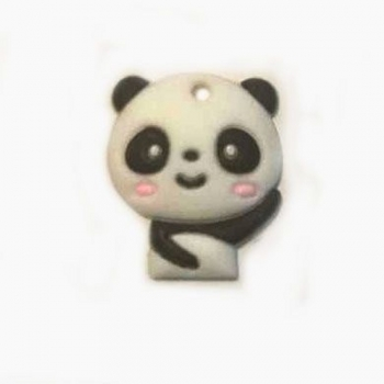 Підвіска силіконова Панда