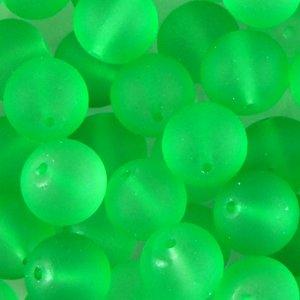 Скло прогумоване зелене