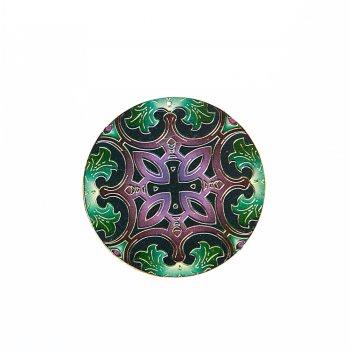 Кулон металлический орнамент