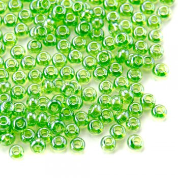 56430 чеський бісер Preciosa 5г зелений