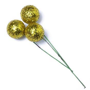 Декоративний елемент золотий