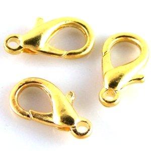 Карабины золотистый цвет