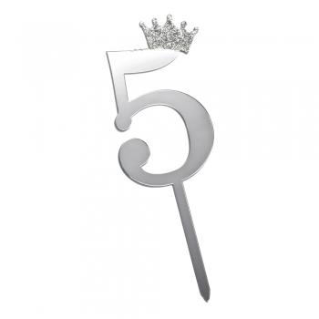 Цифра 5 Д.Р. Корона