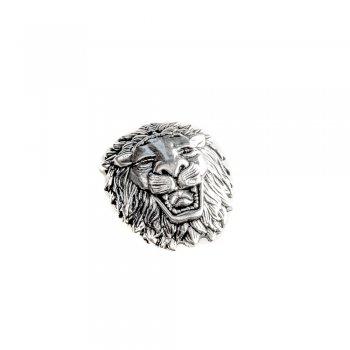 Бусина SNAP Лев