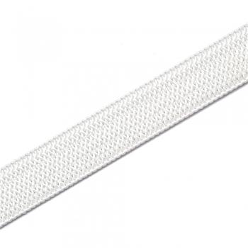 Резинка бельевая белая ширина 10 мм