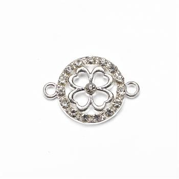 Переходник, декоративный элемент, соединитель Цветок в кольце