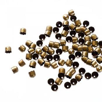 Колпачки бронзовые 10 мм