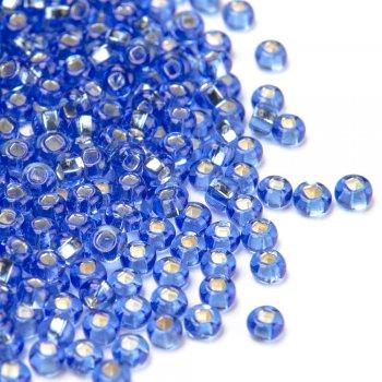 37030 чеський бісер Preciosa 5г синій